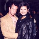 Pauly Shore and Tiffani Amber Thiessen