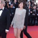 Charlotte Gainsbourg – 'Ismael's Ghosts' Screening at 70th Annual Cannes Film Festival in France - 454 x 651