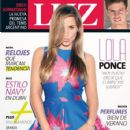 Lola Ponce - Luz Magazine Cover [Argentina] (22 November 2015)