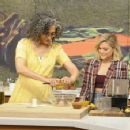 Olivia Holt – 'The Chew' Guest Appearance in New York