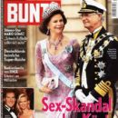 King Carl XVI Gustaf and Drottning Silvia