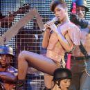 Rihanna's Rockin' Night in Frankfurt