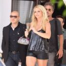 Britney Spears and Jason Trawick out in Miami (July 26)