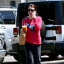 Emma Roberts – Picking up some food in Los Feliz