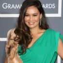 Tia Carrere - The 53 Annual GRAMMY Awards on Feb. 13 2011