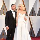 Lady Gaga and Taylor Kinney: 88th Annual Academy Awards - Arrivals