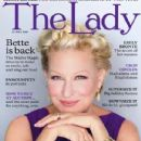 Bette Midler - The Lady Magazine Cover [United Kingdom] (July 2015)
