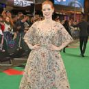 Jessica Chastain – 'Molly's Game' Premiere in London - 454 x 656