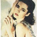 Dayle Haddon - Film Magazine Pictorial [Poland] (3 March 1985) - 356 x 424