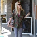 Heather Morris Arriving at Dancing with the Stars's Rehearsal in LA - 454 x 681