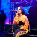 Becky G – Sony's 'Lost in Music' Campaign Finale in NYC - 454 x 682