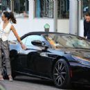 Jordana Brewster – Out for shopping in Beverly Hills - 454 x 303