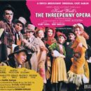 The Three Penny Opera (Verious Artists) Kurt Weill - 454 x 398
