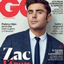 Zac Efron - GQ Magazine Cover [Mexico] (June 2017)