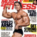 Arnold Schwarzenegger - Muscle and Fitness Magazine Cover [United States] (May 2016)