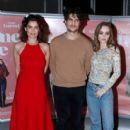 Lily Rose Depp – 'A Faithful Man' Premiere in Paris