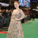 Jessica Chastain – 'Molly's Game' Premiere in London - 454 x 671