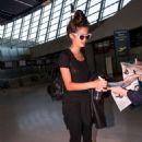Sara Sampaio – Seen at Nice Airport - 454 x 681