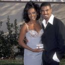 Shemar Moore and Lela Rochon