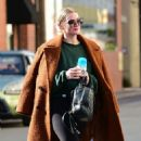 Ashlee Simpson – Hits the gym in Los Angeles