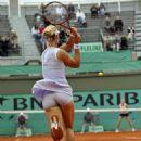 "Elena Dementieva - ""Roland Garros"" French Open Tennis Tournament - 28.05.2009"