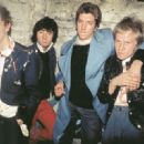 Johnny Rotten, Glen Matlock, Steve Jones, and Paul Cook - 454 x 330