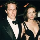 Elizabeth Hurley and Hugh Grant