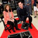 Loretta Lynn and Jack White Induction Into The Nashville Walk Of Fame on June 4, 2015 in Nashville, Tennessee. - 398 x 600