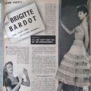 Brigitte Bardot - Cinemonde Magazine Pictorial [France] (11 October 1956)