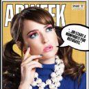 Milana Vayntrub - Adweek Magazine Pictorial [United States] (25 July 2016) - 454 x 543