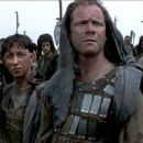 David McKay as the Young Soldier and Peter Mullan as the Veteran in Braveheart (1995) - 454 x 193