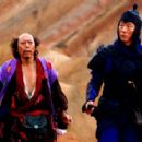 Left to Right: Ni Dahong as Wang and Sun Hunglei as Zhang. Photo by Bai Xiaoyan, Courtesy of Sony Pictures Classics - 454 x 288
