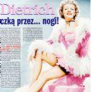Marlene Dietrich - Rewia Magazine Pictorial [Poland] (10 July 2019) - 454 x 642