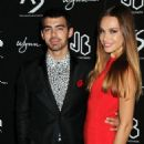 Joe Jonas and Blanda Eggenschwiler