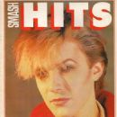 David Sylvian - Smash Hits Magazine Cover [United Kingdom] (4 February 1982)