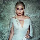 Emilia Clarke as Daenerys Targaryen in Game of Thrones - Entertainment Weekly Magazine Pictorial [United States] (1 April 2016)