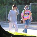 Selena Gomez – Out for a walk in Los Angeles