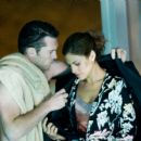 Sam Worthington and Eva Mendes