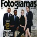 Tenet - Fotogramas Magazine Cover [Spain] (July 2020)