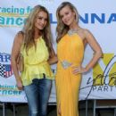Joanna Krupa Yellow Party Charity Event In Long Beach