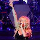 Ke$ha Performs In Concert In Madrid