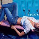 Irina Shayk for Vigoss Spring 2014 campaign