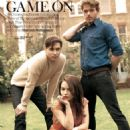 Harry Lloyd, Richard Madden, Emilia Clarke - ES Magazine Pictorial [United States] (1 April 2011) - 454 x 617