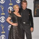 Patricia Arquette and Thomas Jane - 61 Primetime Emmy Awards Held At The Nokia Theatre On September 20, 2009 In Los Angeles, California - 454 x 682