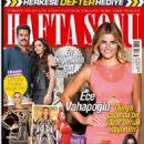 Ece Vahapoglu, Fahriye Evcen, Burak Özçivit, Pelin Batu, Tülin Sahin, Ozge Ulusoy - Haftasonu Magazine Cover [Turkey] (11 November 2015)