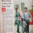 Bing Crosby - Sunday Herald Traveler TV Magazine Pictorial [United States] (7 January 1968) - 454 x 578