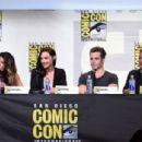 Chris Pine- July 23, 2016- Comic-Con International 2016 - Warner Bros Presentation