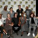 July 21, 2017- AMC at Comic Con 2017 - Day 2 - 454 x 308