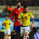 Spain v Colombia - International Friendly - 434 x 600