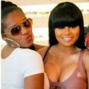 Blac Chyna at The Blac Chyna In Store at Blink Optical in Philadelphia, PA - May 30, 2015 - 250 x 372